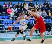 Женская сборная Украины определилась с составом при подготовке ЧЕ-2019