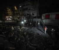 МИД Ирана: мы осуждаем удары Израиля по сектору Газа