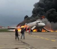 Извлечены тела всех жертв авиакатастрофы в Шереметьево