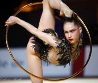 Украинки получили две медали на этапе Кубка мирового вызова по художественной гимнастике