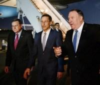 Госсекретарь США прибыл с визитом в Ирак вместо Германии