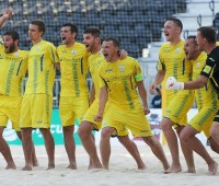 Сборная Украины стала четвертьфиналистом отборочного турнира Всемирных пляжных игр