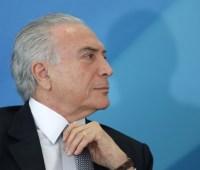 Суд в Бразилии освободил бывшего президента Темера из-под стражи