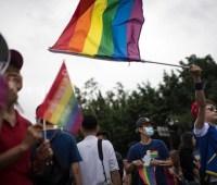 В Тайване легализовали однополые браки
