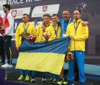 Украинская сборная завоевала три медали Кубка Европы по спортивной борьбе