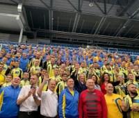 Украинцы завоевали более сотни медалей на этапе Кубка мира по кикбоксингу