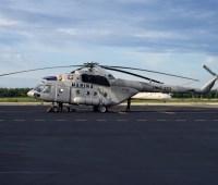 Власти Мексики подтвердили гибель 5 человек при падении вертолета Ми-17