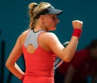 Теннисистка Ястремская добыла трофей турнира WTA в Страсбурге