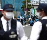 Японская полиция обыскала дом подозреваемого в нападении на школьников