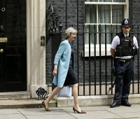 Кандидатами на пост премьера Британии зарегистрировали 10 политиков