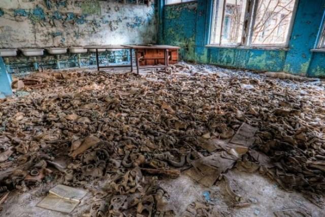 """Создатель """"Чернобыля"""" призвал туристов с уважением относиться к Припяти"""
