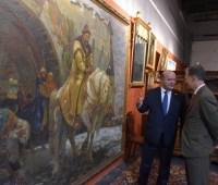США возвращает Украине картину, которую похитили нацисты во время Второй мировой войны