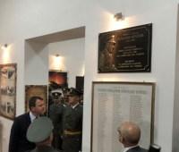 Хорватия выразила протест по поводу открытия памятной плиты сербском генералу