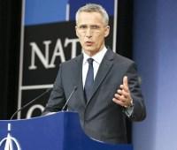 НАТО это единственный гарант безопасности в Европе - Столтенберг