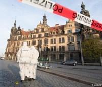 Ограбление музея в Дрездене: объявлено вознаграждение в полмиллиона евро