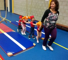Petra Toll Ouder-Kind Gym