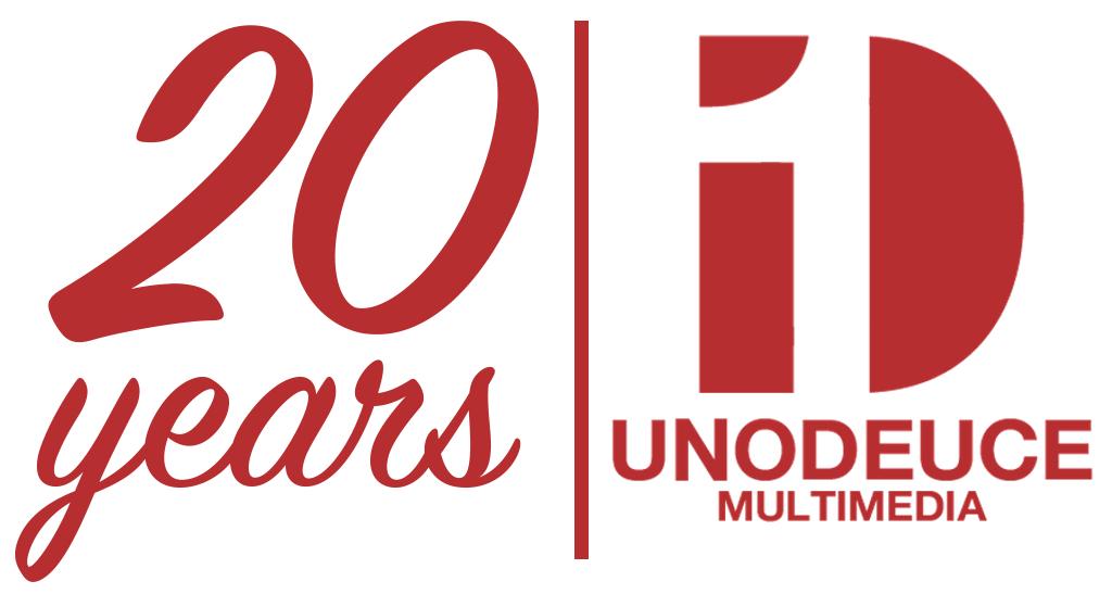 Uno Deuce Multimedia Logo