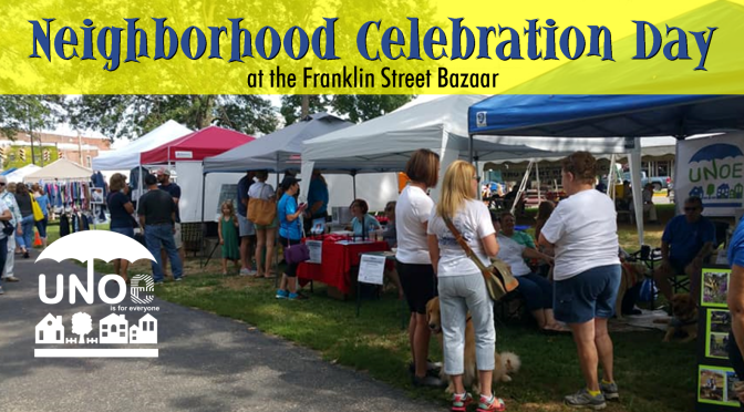 Neighborhood Celebration Day 2019