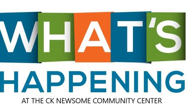 November Events at C.K. Newsome Center