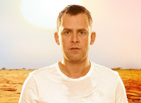 Scott to take part in The Red Nose Desert Trek