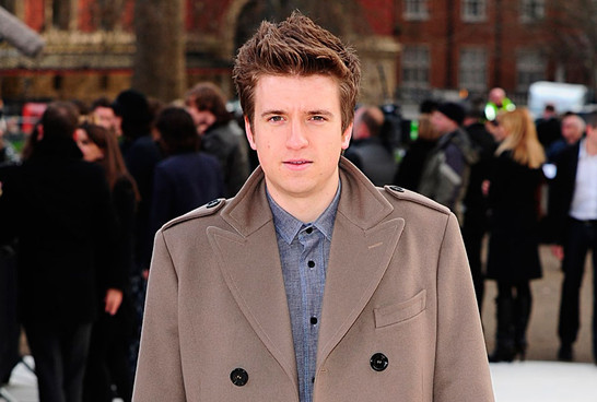 Greg James' Africa challenge for Comic Relief