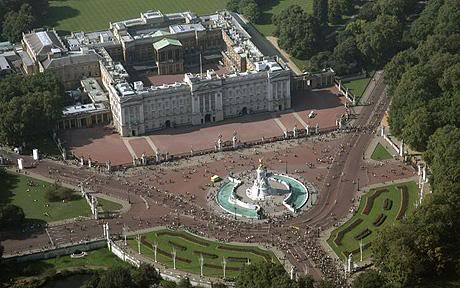 Buckingham Palace Unofficial Royalty