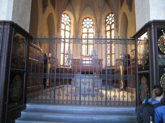 Bernadotte Chapel