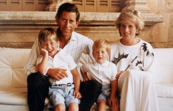 Charles_Diana_family