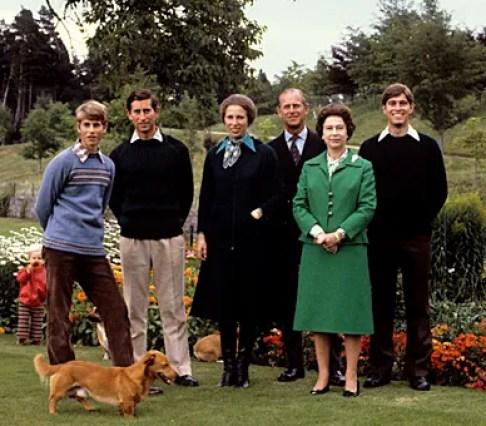 Royals at Balmoral