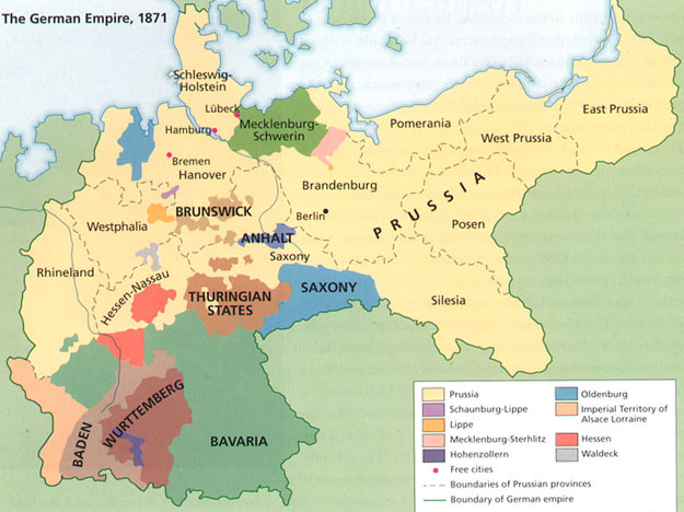 Map Of Germany Before Ww1.European Monarchies At The Start Of World War I In 1914 Unofficial