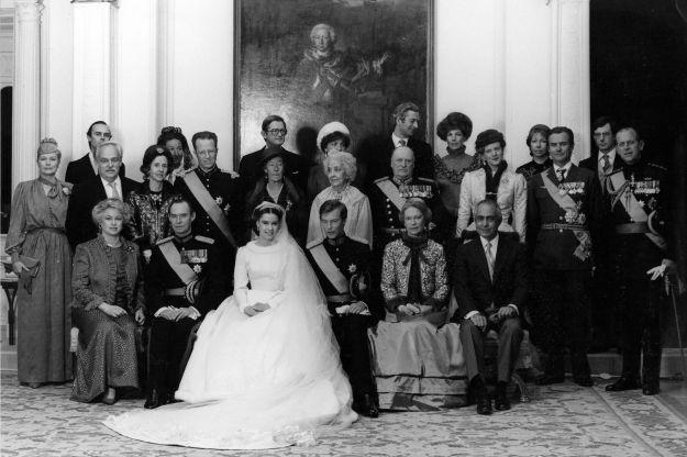 053e53ad2cf9db Wedding of Grand Duke Henri of Luxembourg and Maria Teresa Mestre y ...