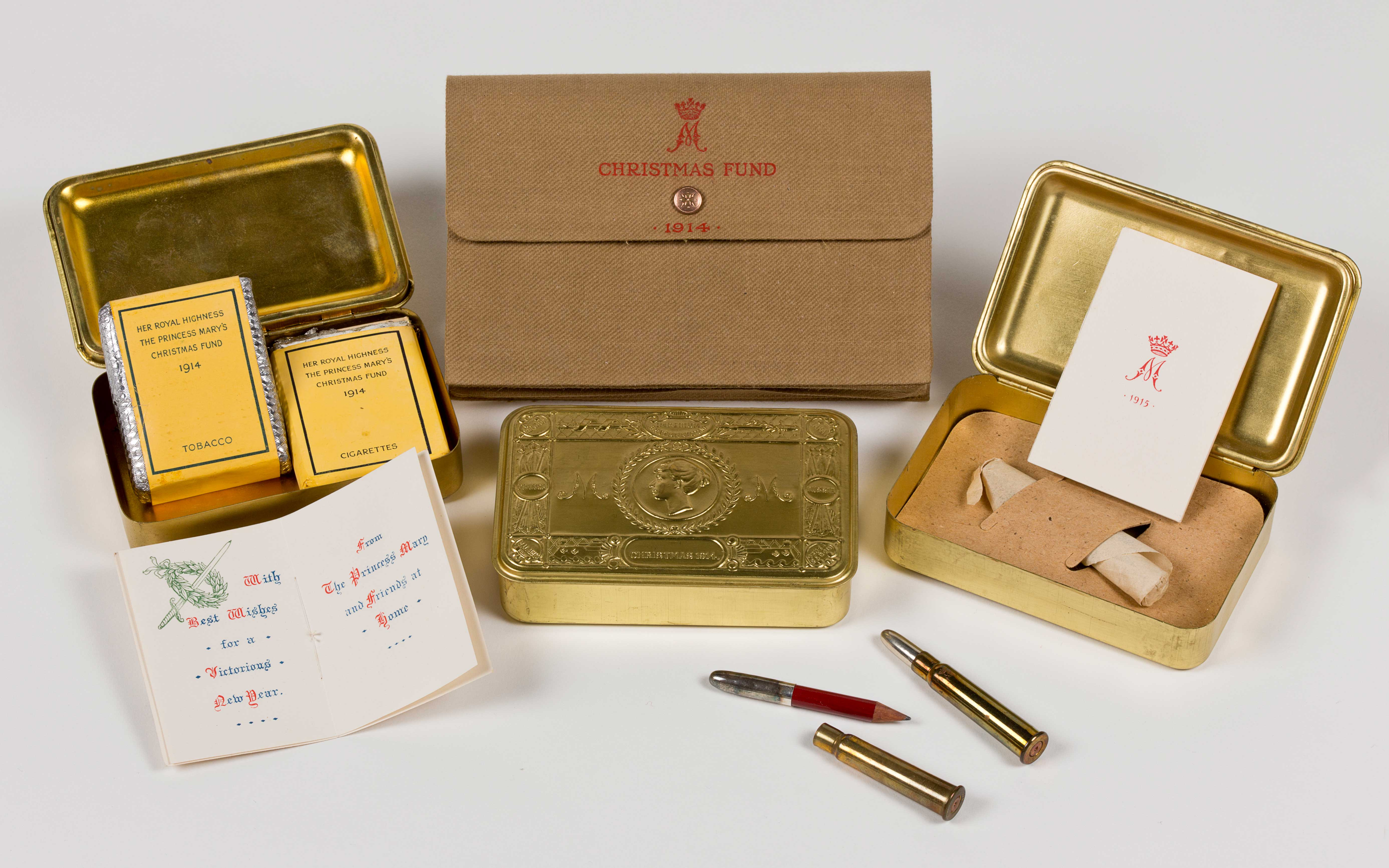 World War I – Princess Mary\'s 1914 Christmas Gift | Unofficial Royalty