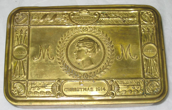 World War I Princess Marys 1914 Christmas Gift Unofficial Royalty