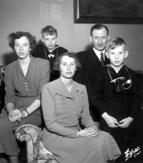 Knud of Denmark Family