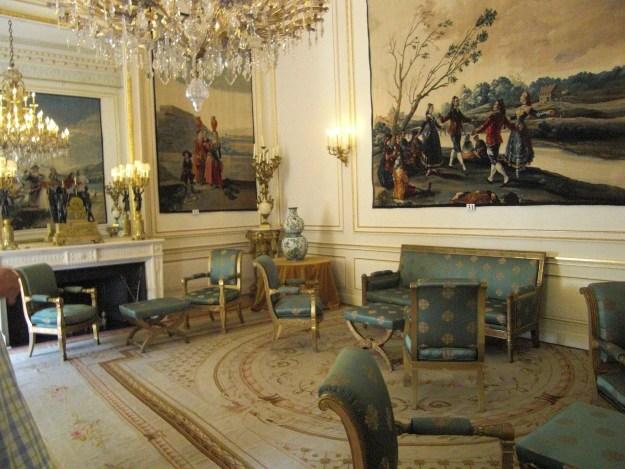 The Goya Room. photo © Susan Flantzer