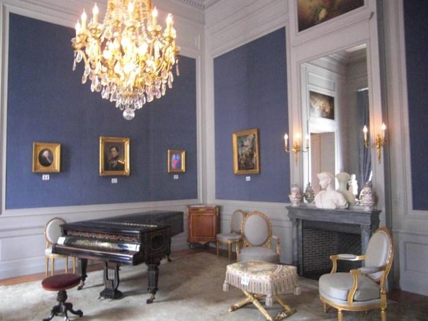 The Louis XVI Room. photo © Susan Flantzer