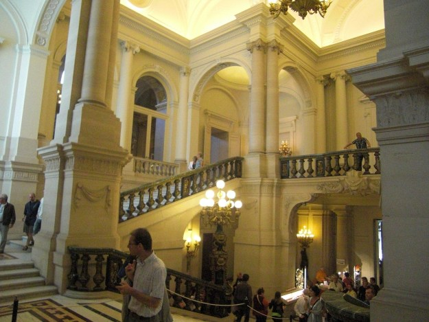 The Grand Staircase. photo: © Susan Flantzer