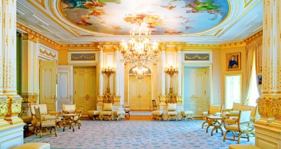 The Grand Hall. source: Le Quotidien
