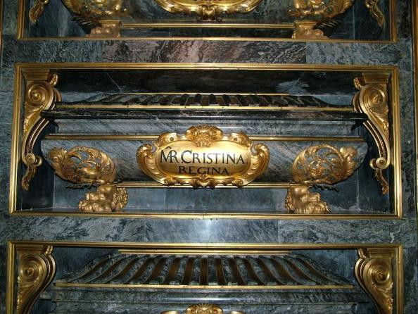 Maria Christina tomb