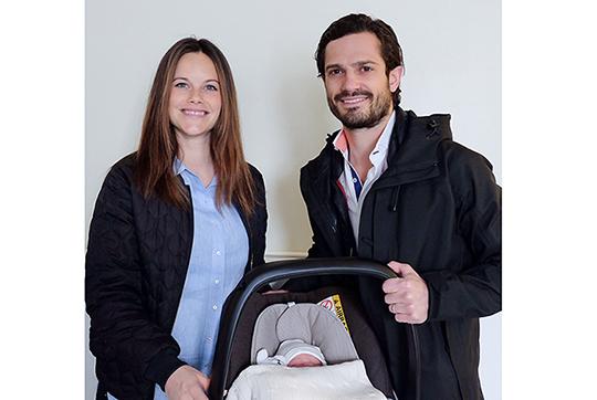 Carl Philip Sofia baby