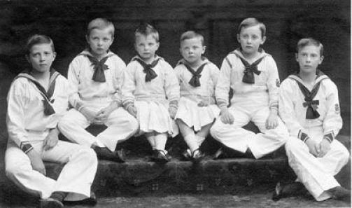 Hesse-Kassel sons