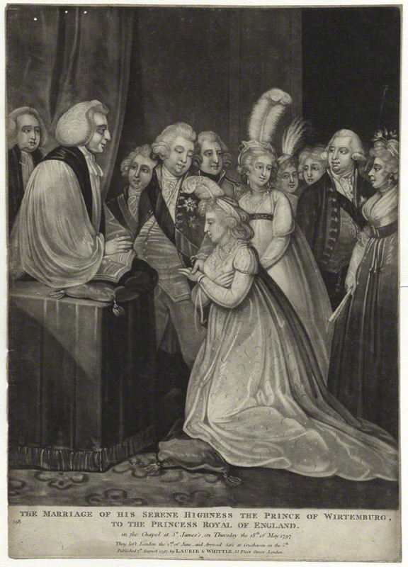 published by Robert Laurie, published by James Whittle, mezzotint, published 7 August 1797
