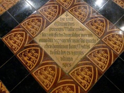 edward-of-westminster_grave