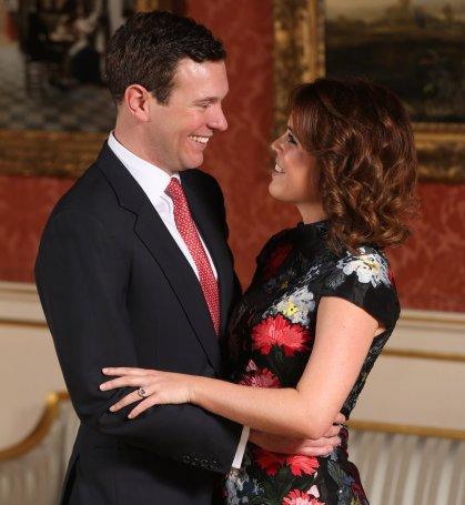 Princess Eugenie Mrs Jack Brooksbank Unofficial Royalty