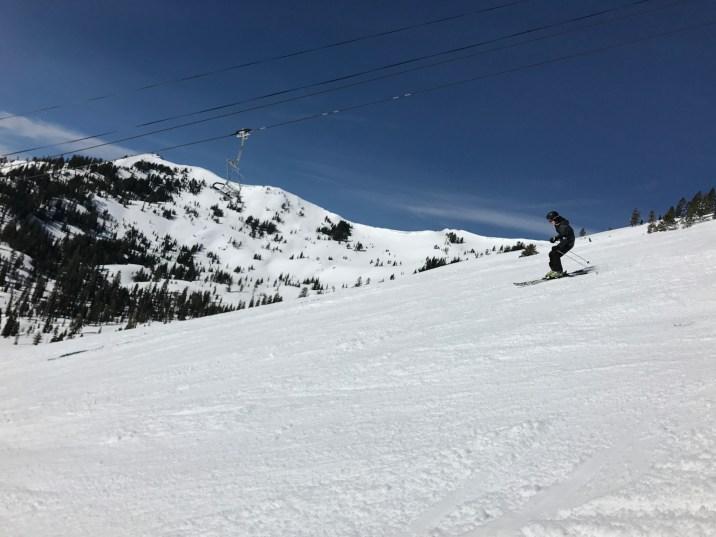 (Photo: Oznorts   Skier: Asher)