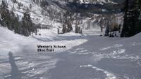 Werner's Schuss (Photo: Andy Wertheim)