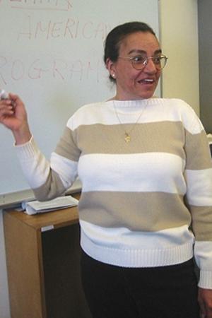 Maria Arbelaez