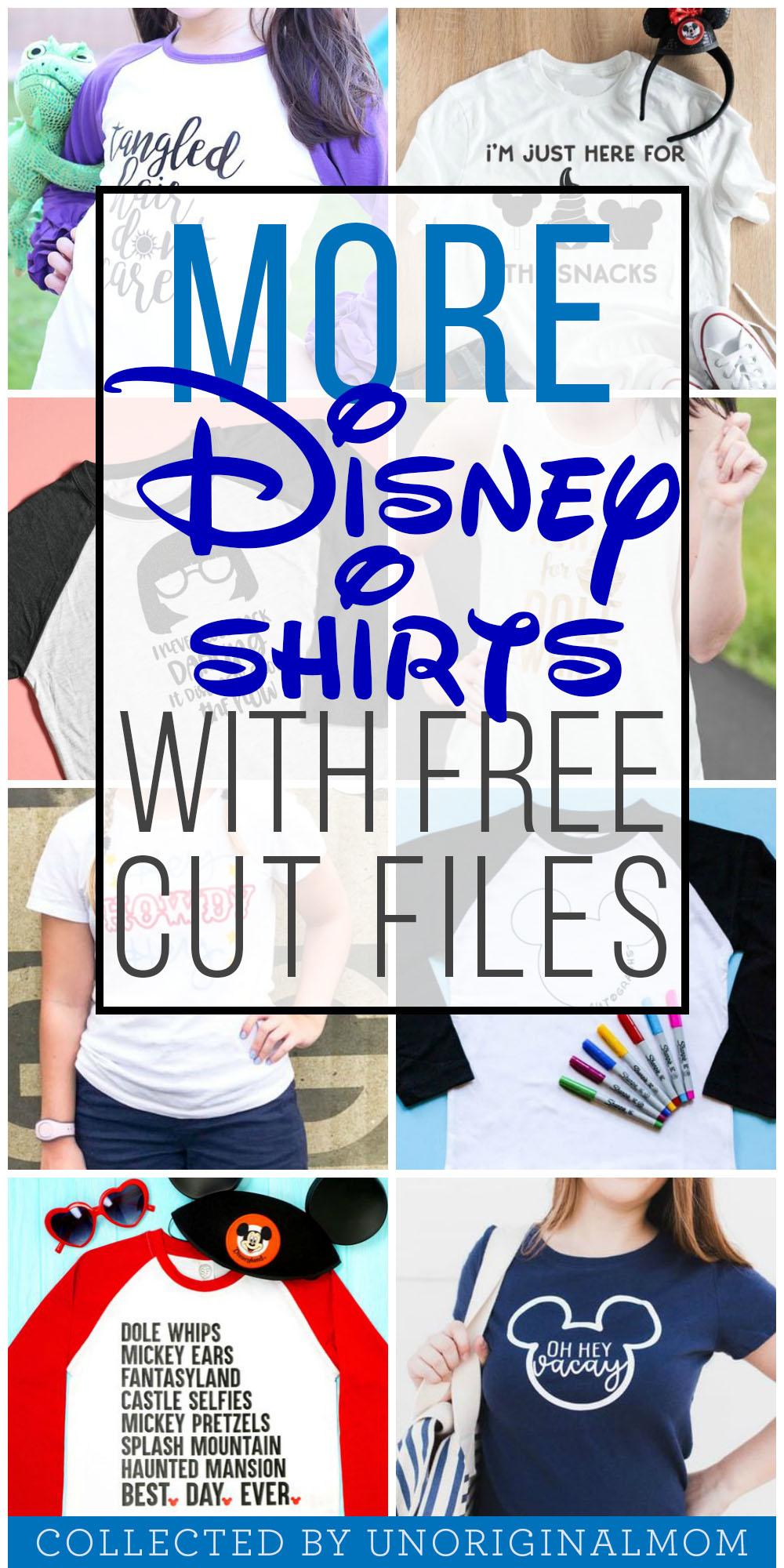Download MORE Free Disney Cut Files - unOriginal Mom