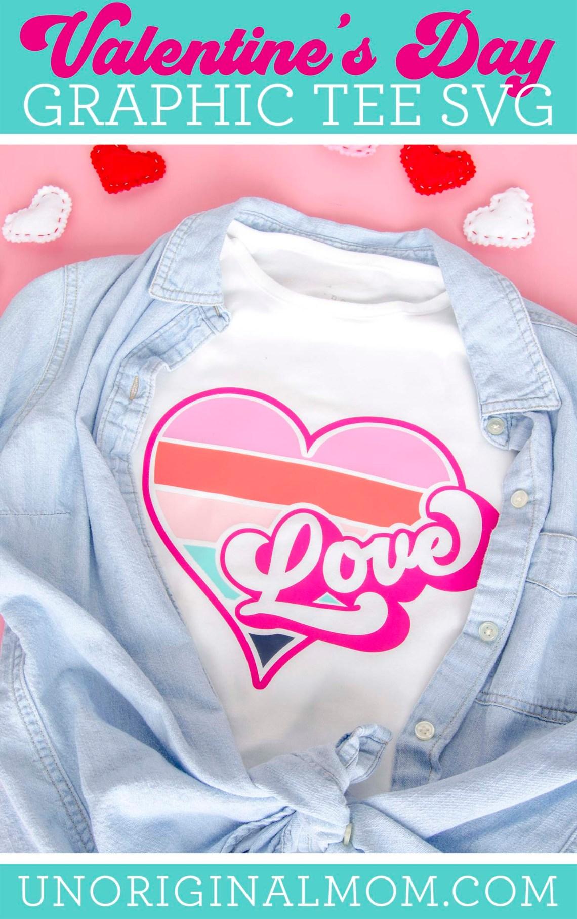 Download Retro Typography Love SVG - unOriginal Mom