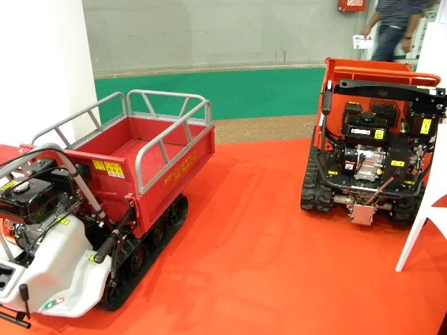 Motocarriola Meccanica Benassi EIMA 2018